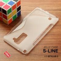 LG Stylus 2 Soft Gel Jelly Silicon Silikon TPU Case Softcase Clear