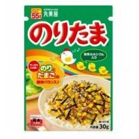 Marumiya Noritama Furikake Tamago Seaweed Bento Abon Jepang Nori