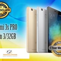 XIAOMI REDMI 3S PRO 3GB/32GB Garansi Distributor 1 tahun