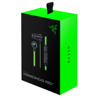 Earphone Razer Hammerhead PRO V2 Bass Original Headset Gaming