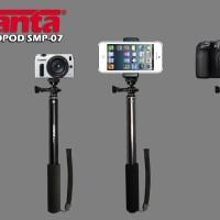 Monopod Kamera dan Tongsis GoPro, Xiaomi YI, HP Iphone, Samsung dll