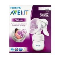 harga Avent Manual Natural Comfort Breastpump ( pompa asi ) Tokopedia.com