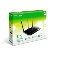 TP-LINK N750 TL-WDR4300 WIRELESS DUAL BAND GIGABIT ROUTER