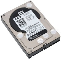 HARDDISK WDC BLACK 4 TB 7200 SATA 3.5 INTERNAL GAMER