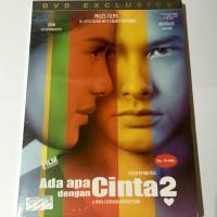 DVD Original EXCLUSIVE PACK Ada Apa Dengan Cinta 2 - AADC2