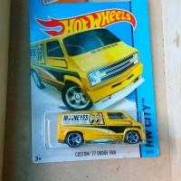 HW Hot Wheels Hotwheels 77 custom mooneyes dodge van