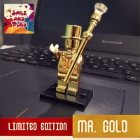 Lego Pogo Mr Gold Minifigure Mini Figure