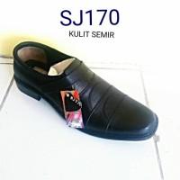 PDH SJ170-Semir | Sepatu Kulit Sapi H.Q | Made Of MAJAPAHIT Indonesia
