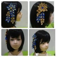 Jepitan Rambut Anak Juntai, Hair Clips, Hair Pins -valentine