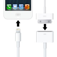 Seiko 30 Pin Female to Lightning 8 Pin Male iPhone 5/5s/SE, iPad mini