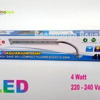 harga Led Yamano 4 Watt, Aquarium Dan Aquascape Tokopedia.com