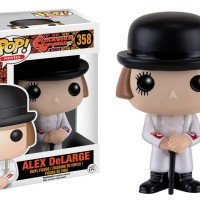 Funko POP! Movies A Clockwork Orange - Alex DeLarge #358