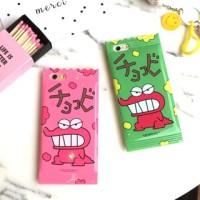 harga snack sinchan untuk i5/5s/SE/i6/6s/6plus/6splus Tokopedia.com
