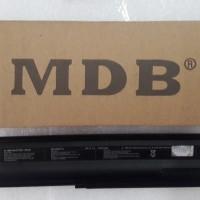 MDB Baterai Laptop Axioo Neon MNC M54 M540BAT-6, Zyrex GEF522, EGT590