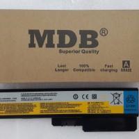 MDB Baterai  Laptop, Baterai Lenovo Y430, V430a, 450a , 20005