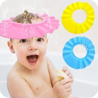 Topi Keramas Anak / Menjaga Mata Anak-anak Dari Tetesan Air Sabun