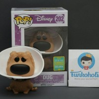 Funko POP! Disney Up - Dug (Cone of Shame) EXCLUSIVE #202