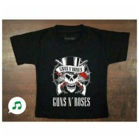 harga T Shirt Anak (guns N Roses) Tokopedia.com