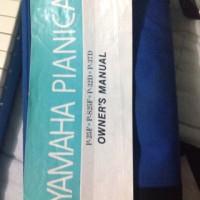 Preloved Pianika Yamaha 100% asli