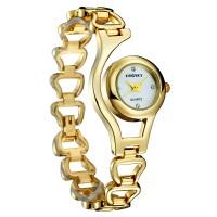 Jam KINGSKY Quartz Stainless Strap Watch 30M Water Resistance KY070-2