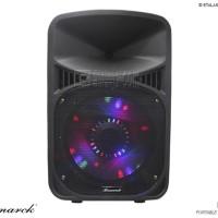 harga BLUETOOTH PORTABLE SOUND SYSTEM WITH DISCOLIGHT  - BSK1208 Tokopedia.com