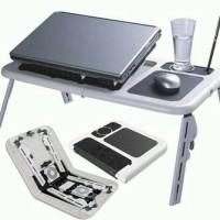 Meja Laptop E-Table Portable meja laptop serba guna