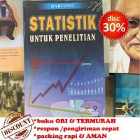 Statistik Untuk Penelitian - Hartono