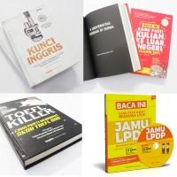 Buku + DVD Lulus Beasiswa Luar Negeri Bonus Kompilasi Beasiswa 2016