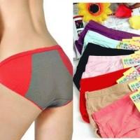 Jual Celana Menstruasi Wanita anti bocor anti tembus menstrual panties Murah