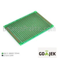 DIY Prototype PCB Double Sided Universal Board 5x7 cm 2.54 mm