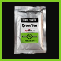 (Sachet) Premium Matcha Green Tea Powder (Bubuk Minuman/Powder Drink)