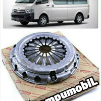 Clutch Cover / Dekrup Toyota Hiace Commuter Original
