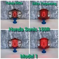 harga Custom Lampu rem LED Honda Sonic 150R, Stoplamp, Lampu Belakang Tokopedia.com