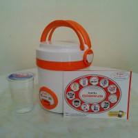 Mini Travel Cooker (Rice Cooker) Maspion MRJ-029