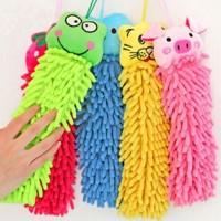 Jual Lap tangan microfiber / Hand towel cartoon / Lap pembersih tangan lucu Murah
