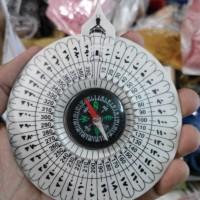 Penunjuk Arah Sholat | Kompas Arah Kiblat | Souvenir Oleh Oleh Haji