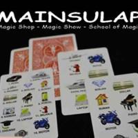 Gimmick Alat Sulap Penerka Mimpi - Dream Psychometry Magic