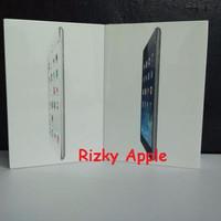 BNIB ORIGINAL iPad Mini 2 Wifi Only 16GB Garansi Apple 1 Tahun BXKH