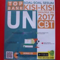 Top Bank Soal-soal Sesuai Kisi-kisi UN SMA/MA IPA 2017 + CD