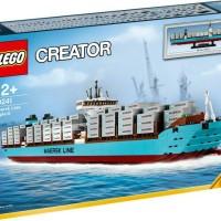 LEGO 10241 : Maersk Line Triple E