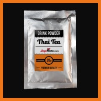 Jual (Sachet) Premium GOLD Thai Tea ( Bubuk Minuman / Bubble Drink Powder Murah