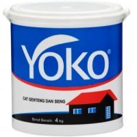Cat Yoko Avian Genteng Roof Genteng Beton Asbes Seng