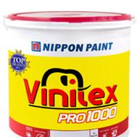Cat Vinilex Pro1000 3 ltr Nippon Paint Tembok Interior Plafon Beton