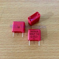 Capacitor Wima 100nF/250V MKP10