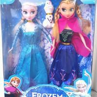 harga Boneka Frozen Barbie Elsa Olaf / Boneka Anak Lucu / TERMURAH Tokopedia.com