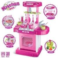 SALE Kitchen Set Koper Mainan Anak Masak / Dapur