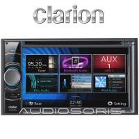 Headunit 2Din Clarion NX501A - 1 Tahun Garansi Resmi By Audiosoris