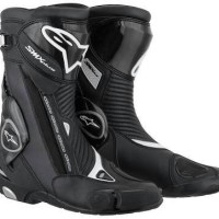 harga Sepatu Alpinestars SMX PLUS - Black (dainese, sidi, xpod, etc) Tokopedia.com