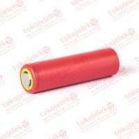 SANYO UR18650NSX 2600mAh 20A Baterai Li-ion 18650 Original Flat Top