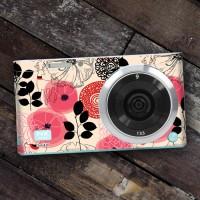Garskin Original Untuk Kamera Samsung NX mini (Tipe: Blooming)